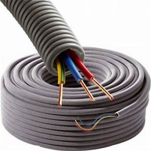 Gaine Pour Fil électrique : la liste de mat riel lectrique pour faire une ~ Premium-room.com Idées de Décoration