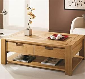 Table Basse Transformable En Table Haute : table basse design boutique ~ Teatrodelosmanantiales.com Idées de Décoration