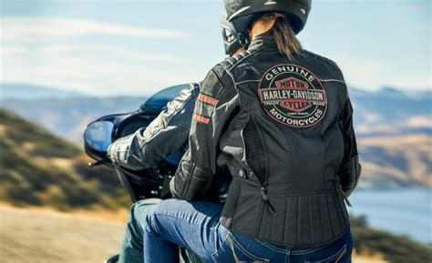 Types Of Motorcycle Jackets