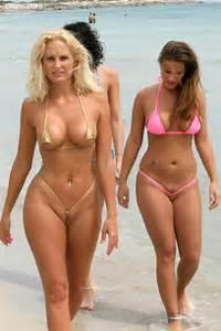 Amazing Women In Micro Bikinis - Sex Porn Images