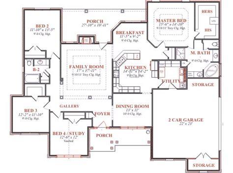 european style house floor plans with european home plan