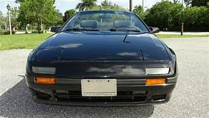 1988 Mazda Rx7 Convertible 37 000 One Owner Miles Selling