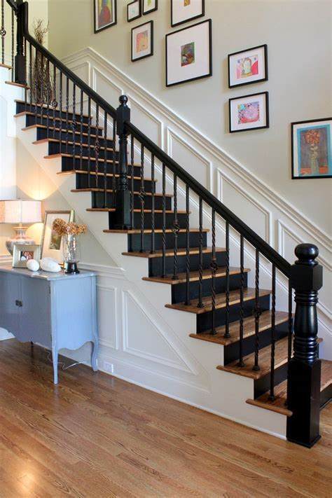 united states black stair runner staircase traditional