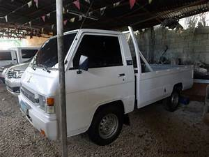 Used Mitsubishi L300 Pick Up Type