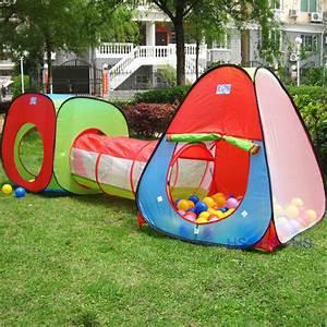Tente Enfant Exterieur : tente exterieur enfant l 39 univers du b b ~ Farleysfitness.com Idées de Décoration