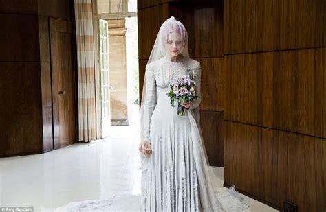 duchess  cornwalls anna valentine gown   display