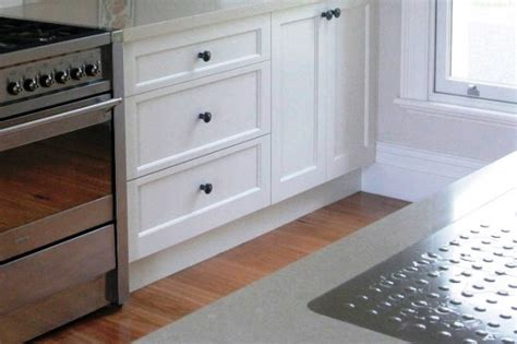 Cheap Cupboards Brisbane by Not All Kickboards Are Equal Rod S Kitchens