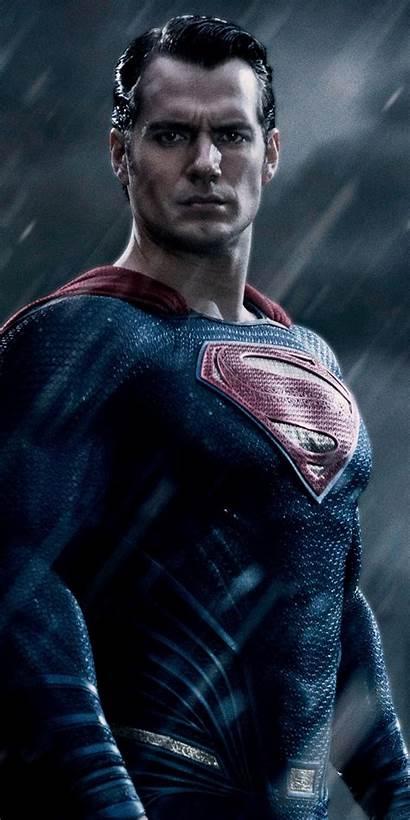 Superman Batman Dc Justice Vs Extended Cavill