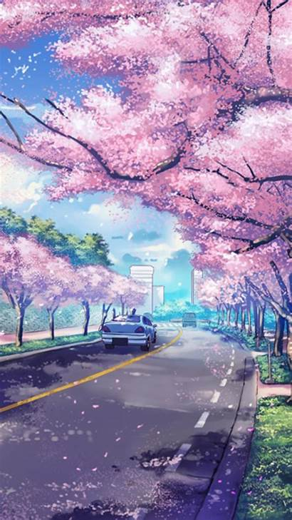 Scenery Anime Wallpapers Iphone Results Wallpaperplay