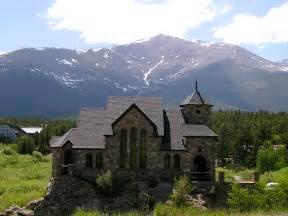 colorado mountain wedding venues file colorado rocky mtn church jpg wikimedia commons