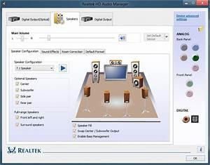 Download Realtek HD Audio Driver For Windows 8