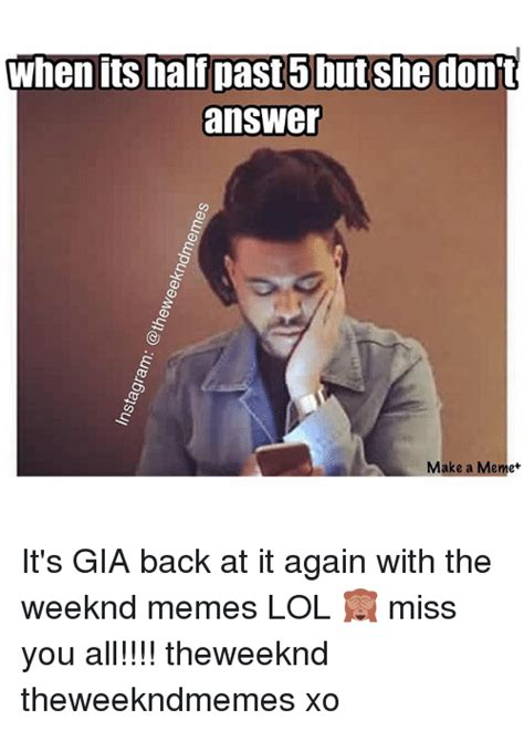 The Weeknd Memes - 297 funny the weeknd memes of 2016 on sizzle