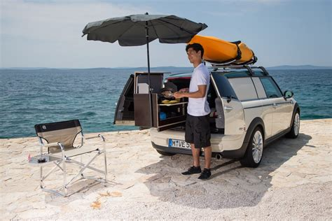 Mini Camping Concepts Pictures Cars Uk
