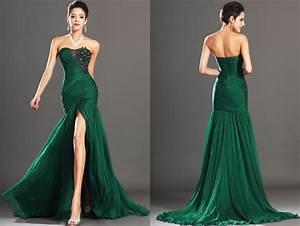 robe de gala longue mousseline de soie plissee brillante With robe gala longue