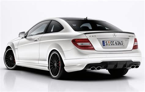 Mercedes-benz C63 Amg Coupe Performance Package Laptimes
