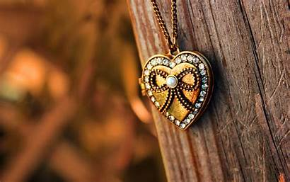 Heart Wallpapers Chain Desktop Pendant Wood