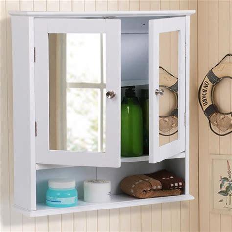 Mirror Bathroom Wall Cabinet by Bathroom Wall Cabinet With Mirror White Walmart