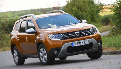 Dacia Duster Review 2019