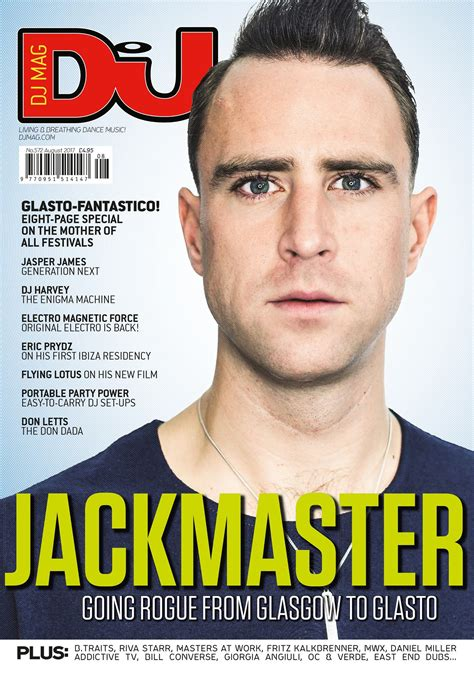 Best Dj Magazine Renegade Master Dj Mag Meets Jackmaster For Our August Uk
