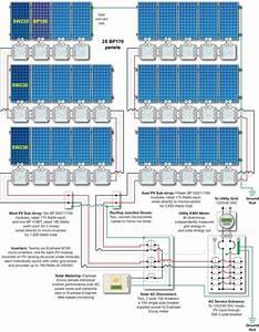 Off Grid Solar Wiring Diagram Merzie With Regard To Off