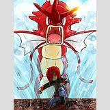 Red Gyarados Wallpaper | 800 x 1067 jpeg 233kB