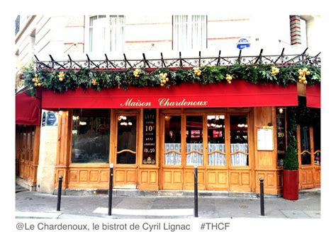 le bistrot de week end gourmand 224 d 233 jeuner 224 le chardenoux le bistrot de cyril lignac the happy