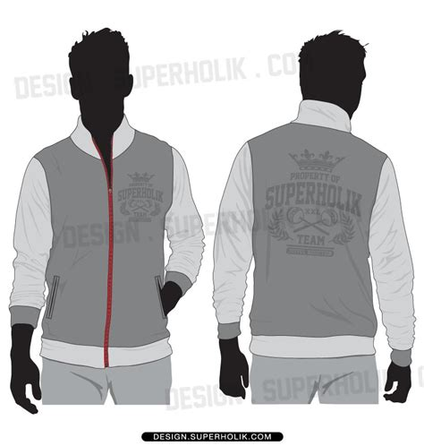 hoodie jumper sweater adobe fashion design templates vector illustrations and clip