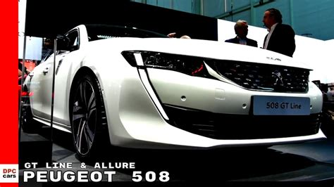Peugeot Watches Wiki by 2019 Peugeot 508 Gt Line 508