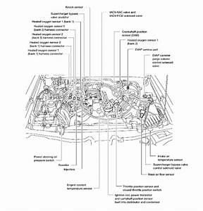 2004 Nissan Xterra Engine Diagram