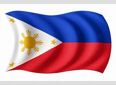 Philippines flag Filipino flag Wall Mural • Pixers® • We