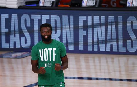 Boston Celtics: Jaylen Brown honored with NBA Community ...