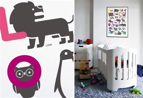 poster chambre ado poster affiche alphabet abc pour dco chambre enfant par