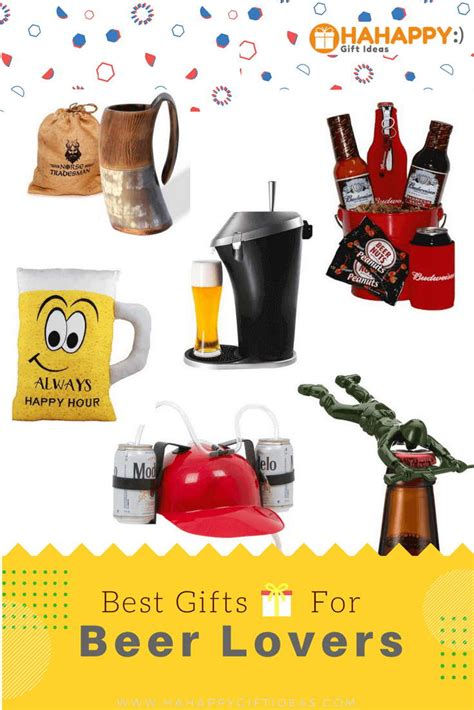 32 Best Gifts For Beer Lovers  Unique And Fun Hahappy