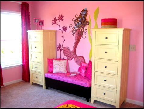 Mermaid Girl's Room-eclectic-kids-atlanta-by