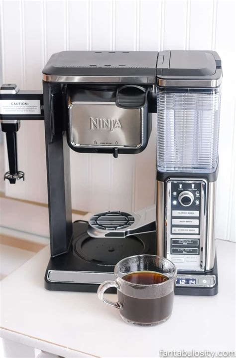 The ninja coffee bar has been discontinued and been replaced by the nearly identical if it takes longer than this, try running a descale cleaning cycle. How to Clean the Ninja Coffee Bar and Turn OFF that Clean Light!!