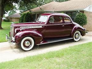 Bates Brothers Packards: 1940 Packard 110 Coupe