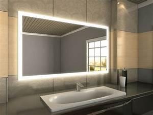 Beleuchtung Für Badspiegel : led badspiegel hope nach ma perfekt beleuchteter badezimmerspiegel ~ Markanthonyermac.com Haus und Dekorationen