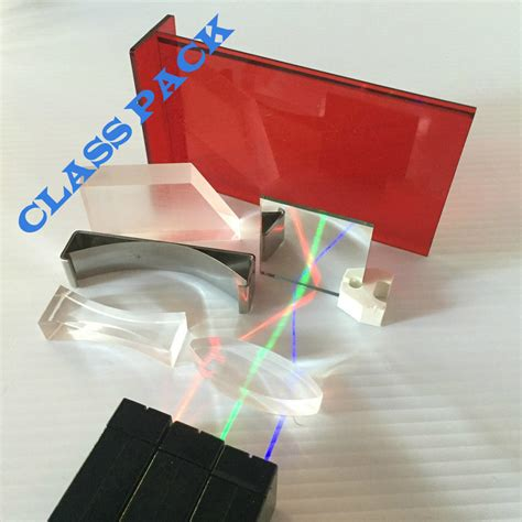 Laser Classroom Elementary Reflection And Refraction Lab Classroom Pack  New Products Online