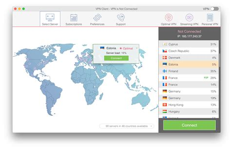 vpn number protect your privacy with vpn client for mac nektony