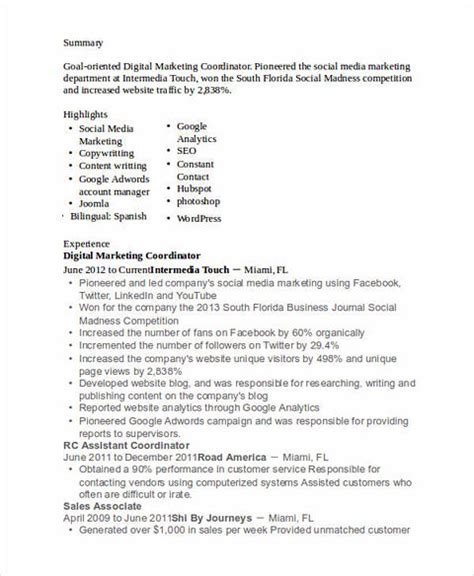 Social Media Marketer Resume Sle by Social Media Marketer Resume Ideas 732 Best Social Media Marketing Images On Social
