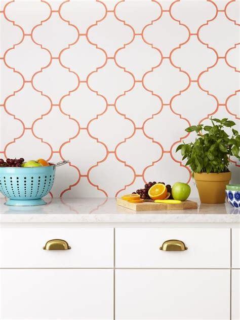 colourful kitchen tiles 5 clever tile backsplash designs from hgtv 2373