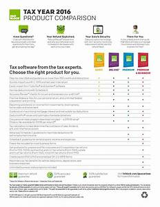Deal of the day save big on hr block 2016 tax software for Tax document automation software
