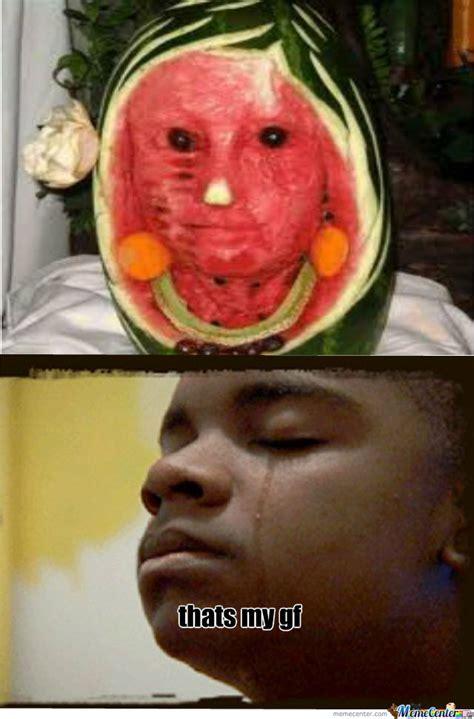 Watermelon Meme - watermelon guy by amir lewis 10 meme center