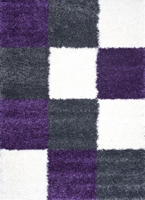 lila paars vintage vloerkleed hoogpolig vloerkleed 910 grey lilac karpet24 nl