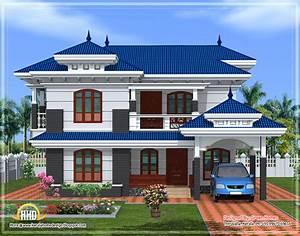 Beautiful Kerala Home Design 2222 SqFt Kerala Home