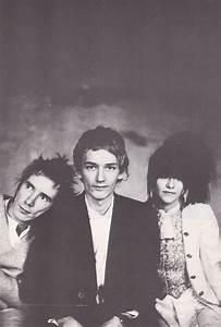 PiL (1981). John Lydon, Keith Levene and Jeannette Lee ...
