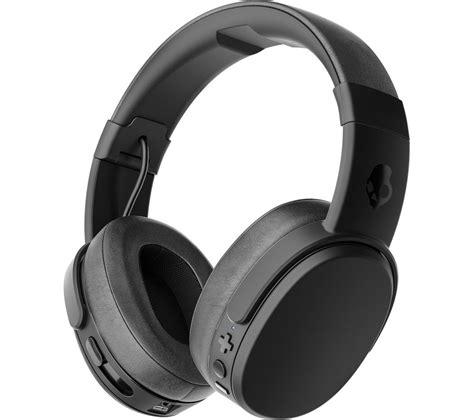 buy skullcandy crusher s6crw k591 wireless bluetooth headphones black free delivery currys