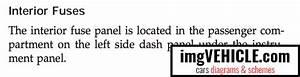Chrysler 200 Ii Fuse Box Diagrams  U0026 Schemes