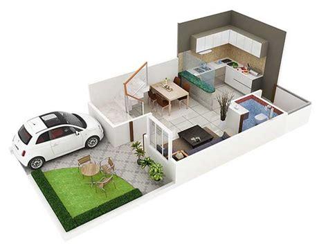 15 X 30 Home Design : 15 X 40 Duplex House Plan