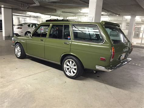 1973 Datsun 510 For Sale by 1973 Datsun 510 Wagon For Sale In Vancouver